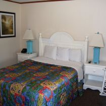 The Dare Haven Motel on the Outer Banks, Queen Room